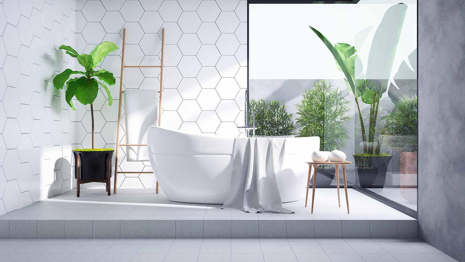 My Energie 85, salle de bain aux Sables d'Olonne et La Roche sur Yon en Vendée